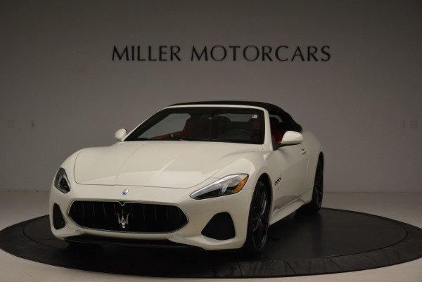 New 2018 Maserati GranTurismo Sport Convertible for sale Sold at Maserati of Greenwich in Greenwich CT 06830 2