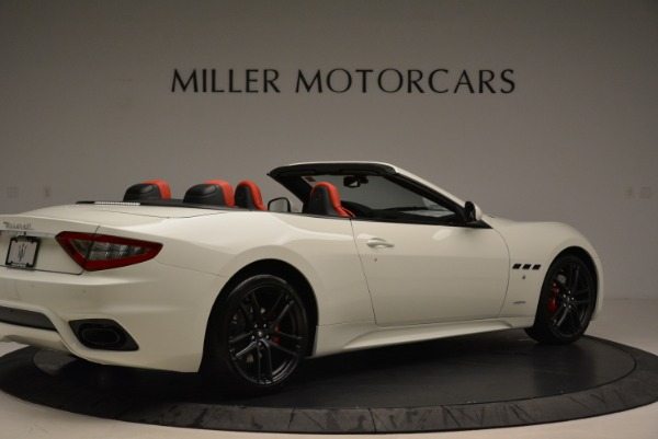New 2018 Maserati GranTurismo Sport Convertible for sale Sold at Maserati of Greenwich in Greenwich CT 06830 20