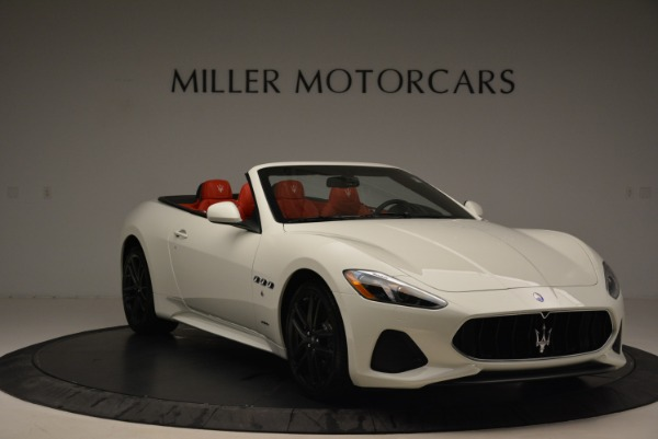 New 2018 Maserati GranTurismo Sport Convertible for sale Sold at Maserati of Greenwich in Greenwich CT 06830 23