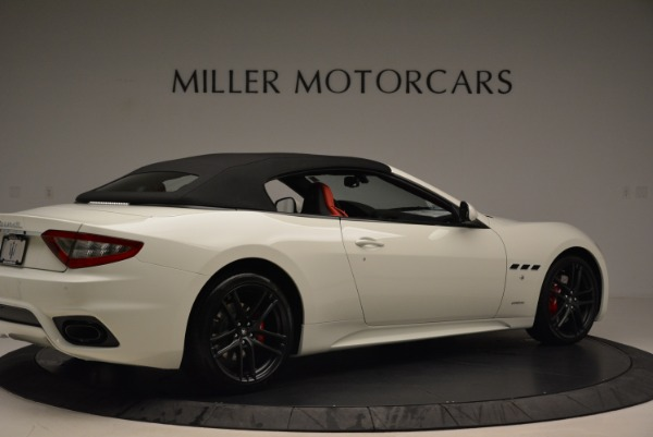 New 2018 Maserati GranTurismo Sport Convertible for sale Sold at Maserati of Greenwich in Greenwich CT 06830 9