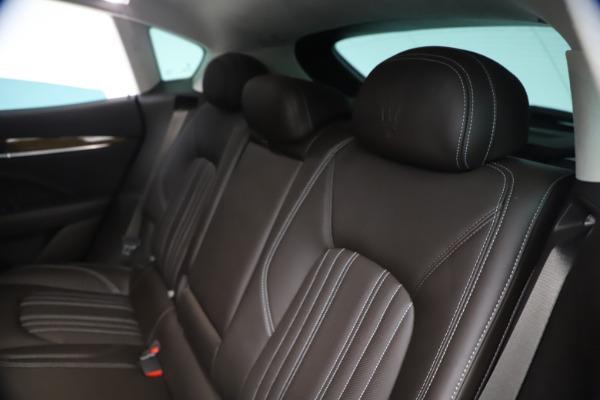 Used 2018 Maserati Levante S Q4 GranLusso for sale $67,900 at Maserati of Greenwich in Greenwich CT 06830 18