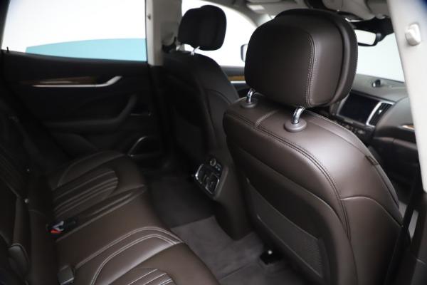 Used 2018 Maserati Levante S Q4 GranLusso for sale $67,900 at Maserati of Greenwich in Greenwich CT 06830 23