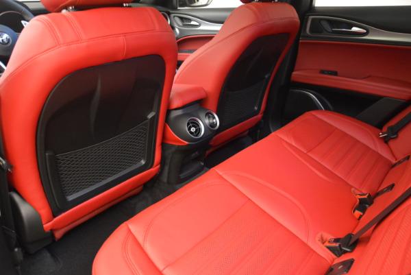 New 2018 Alfa Romeo Stelvio Ti Sport Q4 for sale Sold at Maserati of Greenwich in Greenwich CT 06830 16