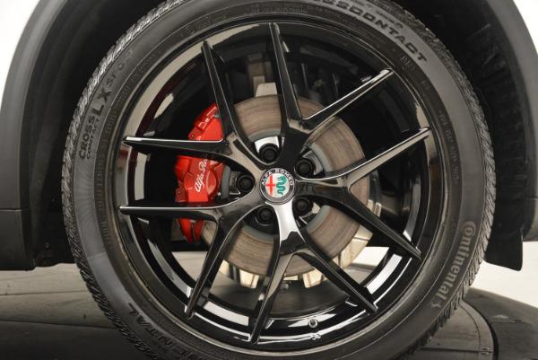 New 2018 Alfa Romeo Stelvio Ti Sport Q4 for sale Sold at Maserati of Greenwich in Greenwich CT 06830 25