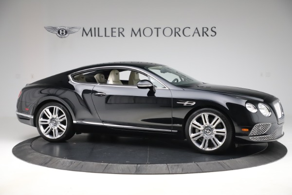 Used 2016 Bentley Continental GT W12 for sale $132,900 at Maserati of Greenwich in Greenwich CT 06830 10