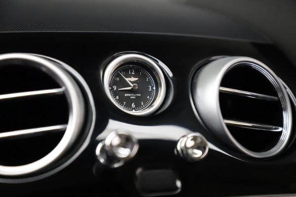 Used 2016 Bentley Continental GT W12 for sale $134,900 at Maserati of Greenwich in Greenwich CT 06830 21