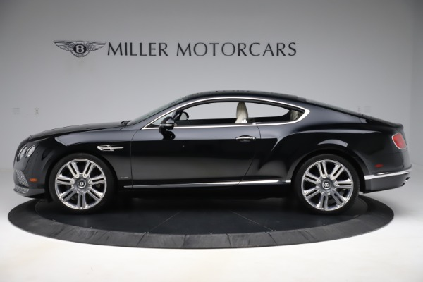Used 2016 Bentley Continental GT W12 for sale $134,900 at Maserati of Greenwich in Greenwich CT 06830 3