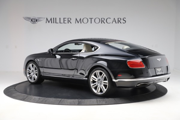 Used 2016 Bentley Continental GT W12 for sale $134,900 at Maserati of Greenwich in Greenwich CT 06830 5