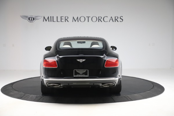 Used 2016 Bentley Continental GT W12 for sale $134,900 at Maserati of Greenwich in Greenwich CT 06830 6