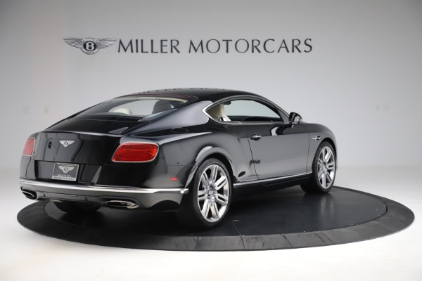 Used 2016 Bentley Continental GT W12 for sale $134,900 at Maserati of Greenwich in Greenwich CT 06830 8