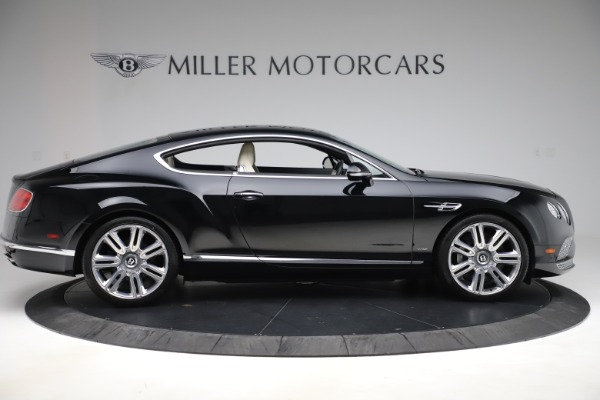 Used 2016 Bentley Continental GT W12 for sale $132,900 at Maserati of Greenwich in Greenwich CT 06830 9