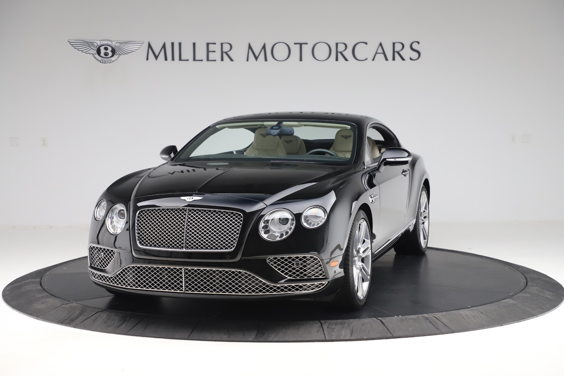 Used 2016 Bentley Continental GT W12 for sale $134,900 at Maserati of Greenwich in Greenwich CT 06830 1