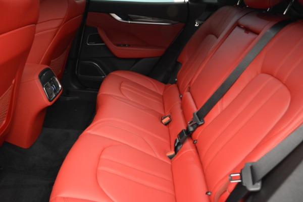 New 2018 Maserati Levante S Q4 Gransport for sale Sold at Maserati of Greenwich in Greenwich CT 06830 23