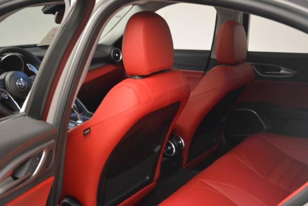New 2018 Alfa Romeo Giulia Ti Sport Q4 for sale Sold at Maserati of Greenwich in Greenwich CT 06830 19