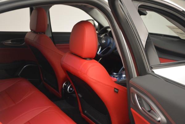 New 2018 Alfa Romeo Giulia Ti Sport Q4 for sale Sold at Maserati of Greenwich in Greenwich CT 06830 22