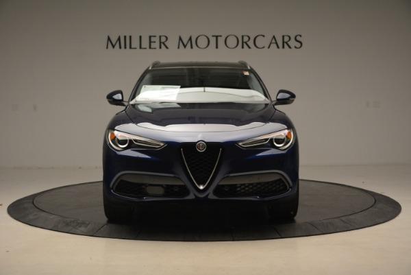 New 2018 Alfa Romeo Stelvio Ti Sport Q4 for sale Sold at Maserati of Greenwich in Greenwich CT 06830 12