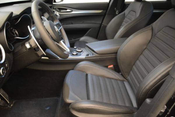 New 2018 Alfa Romeo Stelvio Ti Sport Q4 for sale Sold at Maserati of Greenwich in Greenwich CT 06830 14