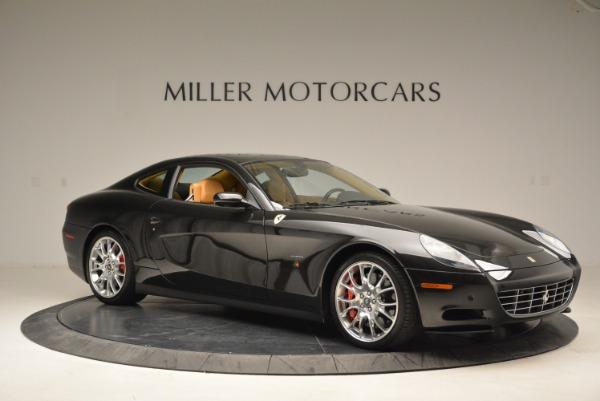 Used 2008 Ferrari 612 Scaglietti OTO for sale $125,900 at Maserati of Greenwich in Greenwich CT 06830 10