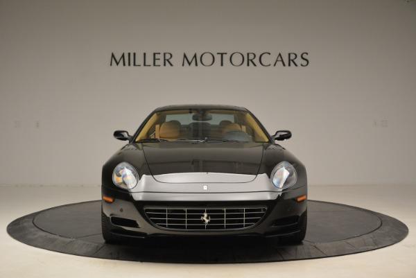 Used 2008 Ferrari 612 Scaglietti OTO for sale $125,900 at Maserati of Greenwich in Greenwich CT 06830 12