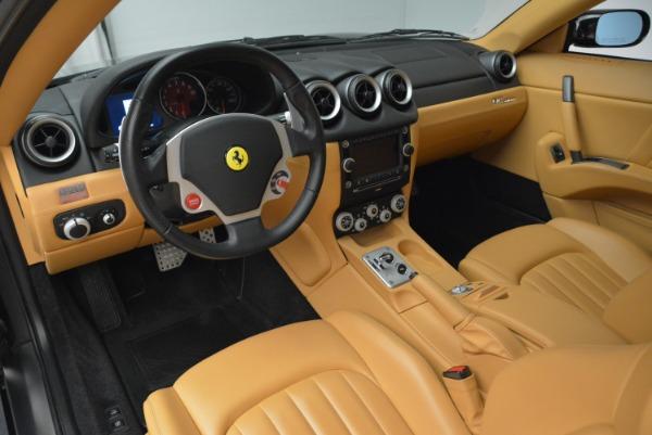 Used 2008 Ferrari 612 Scaglietti OTO for sale $125,900 at Maserati of Greenwich in Greenwich CT 06830 13