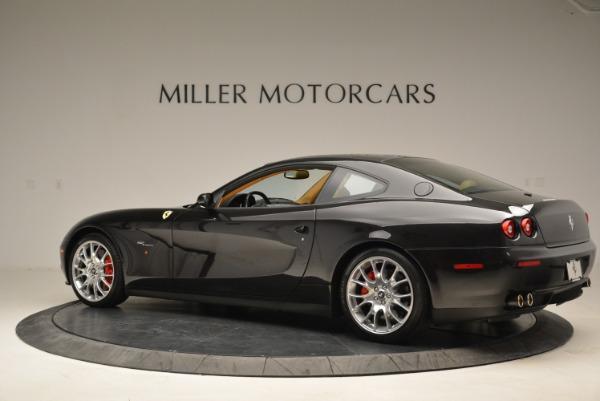 Used 2008 Ferrari 612 Scaglietti OTO for sale $125,900 at Maserati of Greenwich in Greenwich CT 06830 4
