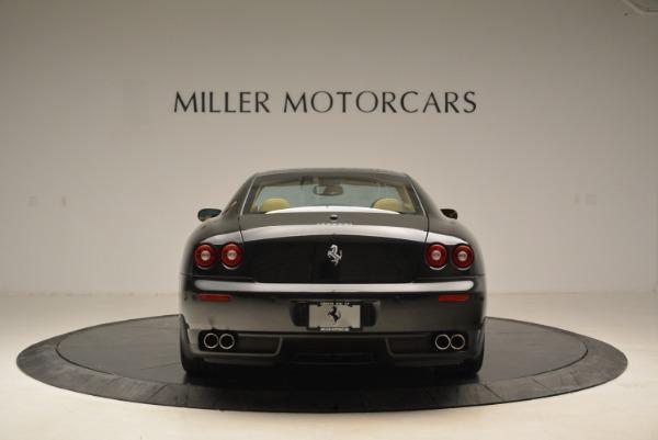 Used 2008 Ferrari 612 Scaglietti OTO for sale $125,900 at Maserati of Greenwich in Greenwich CT 06830 6