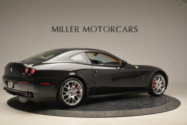 Used 2008 Ferrari 612 Scaglietti OTO for sale $125,900 at Maserati of Greenwich in Greenwich CT 06830 8