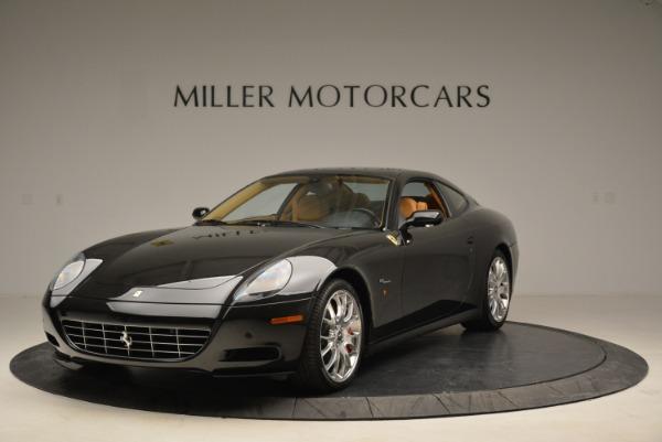 Used 2008 Ferrari 612 Scaglietti OTO for sale $125,900 at Maserati of Greenwich in Greenwich CT 06830 1