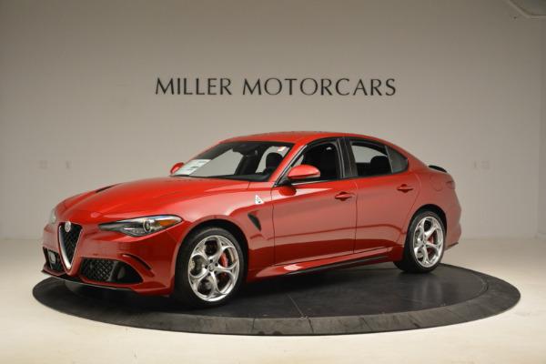 New 2018 Alfa Romeo Giulia Quadrifoglio for sale Sold at Maserati of Greenwich in Greenwich CT 06830 2