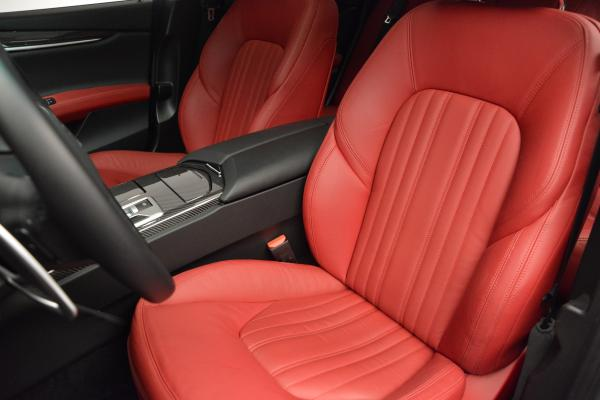 New 2016 Maserati Ghibli S Q4 for sale Sold at Maserati of Greenwich in Greenwich CT 06830 18