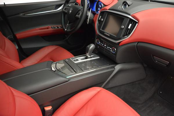 New 2016 Maserati Ghibli S Q4 for sale Sold at Maserati of Greenwich in Greenwich CT 06830 20