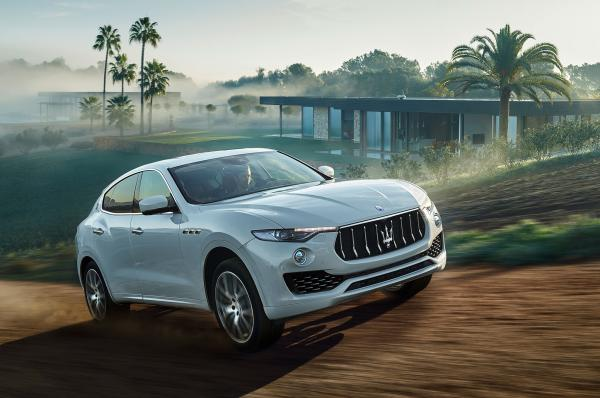 New 2017 Maserati Levante for sale Sold at Maserati of Greenwich in Greenwich CT 06830 5