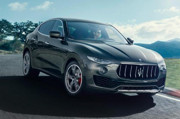 New 2017 Maserati Levante for sale Sold at Maserati of Greenwich in Greenwich CT 06830 1