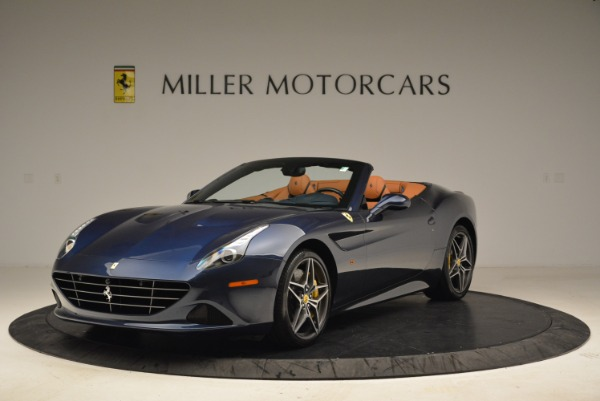 Used 2017 Ferrari California T Handling Speciale for sale Sold at Maserati of Greenwich in Greenwich CT 06830 1
