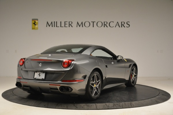 Used 2017 Ferrari California T Handling Speciale for sale Sold at Maserati of Greenwich in Greenwich CT 06830 19