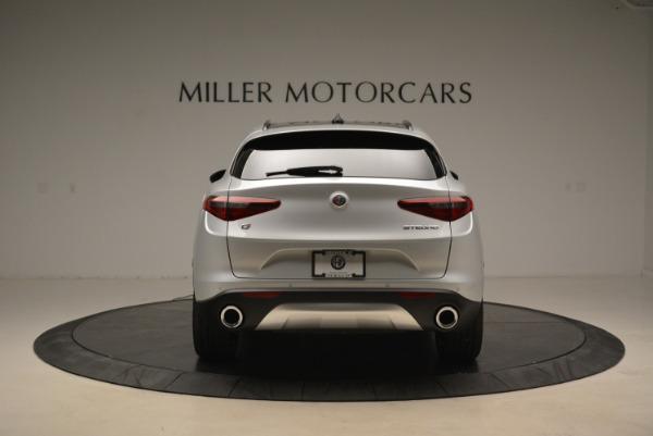New 2018 Alfa Romeo Stelvio Ti Sport Q4 for sale Sold at Maserati of Greenwich in Greenwich CT 06830 6