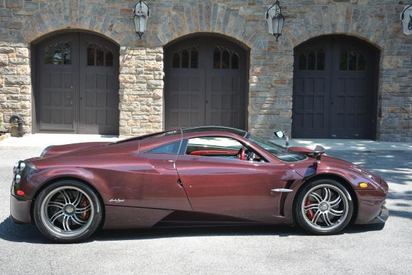 Used 2014 Pagani Huayra for sale Sold at Maserati of Greenwich in Greenwich CT 06830 2