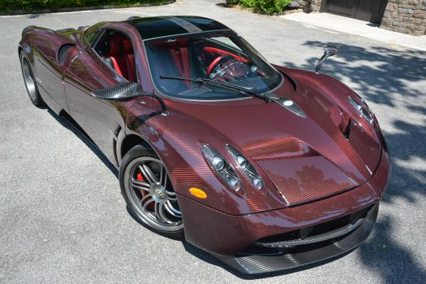 Used 2014 Pagani Huayra for sale Sold at Maserati of Greenwich in Greenwich CT 06830 3