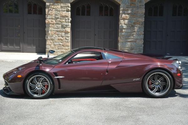 Used 2014 Pagani Huayra for sale Sold at Maserati of Greenwich in Greenwich CT 06830 4