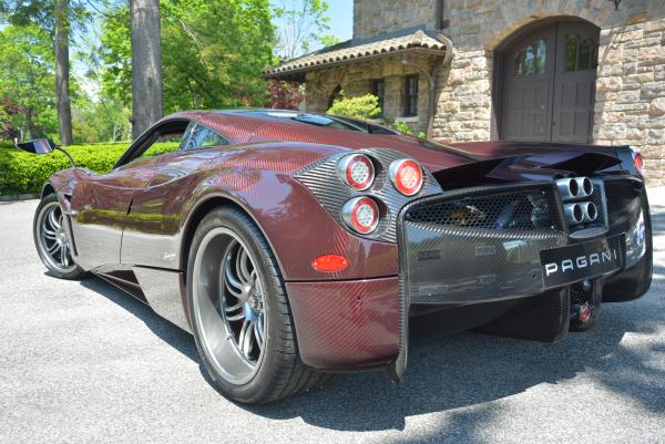 Used 2014 Pagani Huayra for sale Sold at Maserati of Greenwich in Greenwich CT 06830 6
