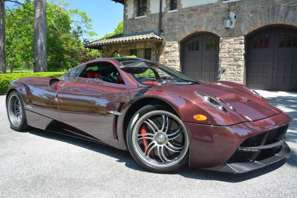 Used 2014 Pagani Huayra for sale Sold at Maserati of Greenwich in Greenwich CT 06830 7