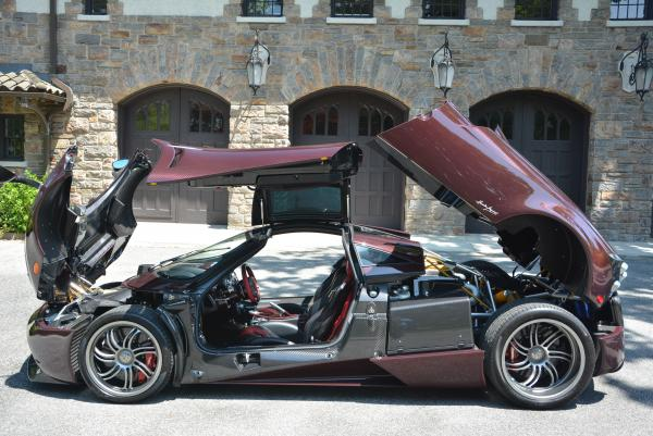 Used 2014 Pagani Huayra for sale Sold at Maserati of Greenwich in Greenwich CT 06830 8