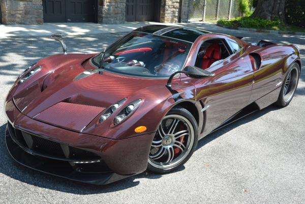 Used 2014 Pagani Huayra for sale Sold at Maserati of Greenwich in Greenwich CT 06830 1