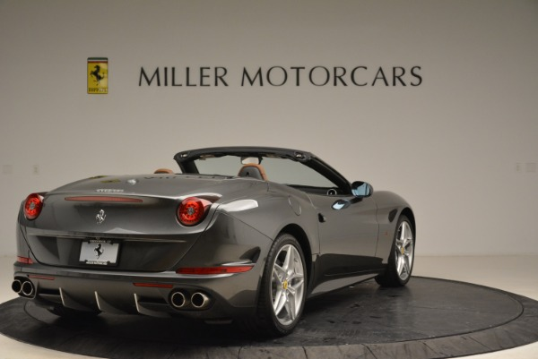 Used 2016 Ferrari California T for sale Sold at Maserati of Greenwich in Greenwich CT 06830 7