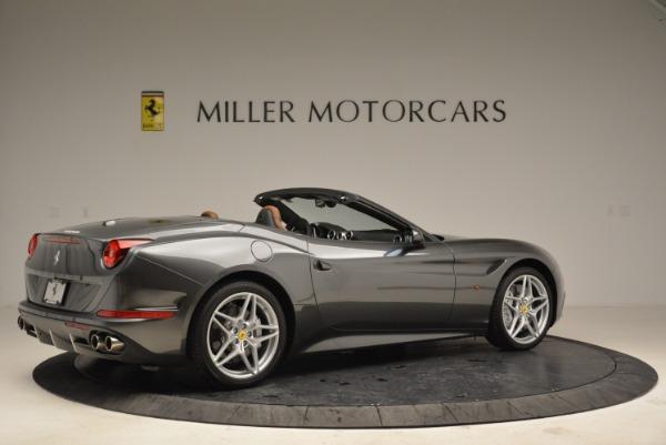Used 2016 Ferrari California T for sale Sold at Maserati of Greenwich in Greenwich CT 06830 8