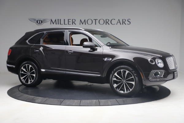 Used 2018 Bentley Bentayga W12 Signature for sale Call for price at Maserati of Greenwich in Greenwich CT 06830 10
