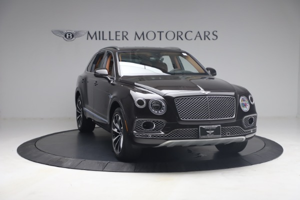 Used 2018 Bentley Bentayga W12 Signature for sale Call for price at Maserati of Greenwich in Greenwich CT 06830 11
