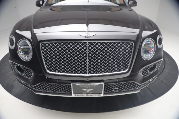 Used 2018 Bentley Bentayga W12 Signature for sale Call for price at Maserati of Greenwich in Greenwich CT 06830 13