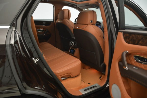 Used 2018 Bentley Bentayga W12 Signature for sale Call for price at Maserati of Greenwich in Greenwich CT 06830 16