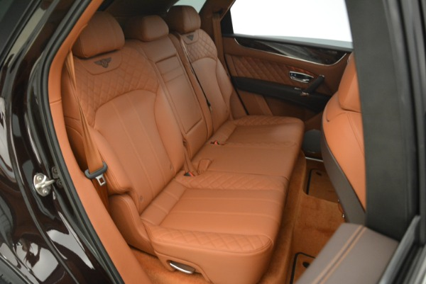 Used 2018 Bentley Bentayga W12 Signature for sale Call for price at Maserati of Greenwich in Greenwich CT 06830 17